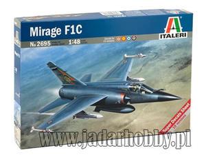 Italeri 2695 Mirage F1C (1/48) - 2824108797