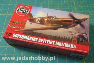 Airfix 02010 Supermarine Spitfire Mk.I/IIa (1:72) - 2824109201