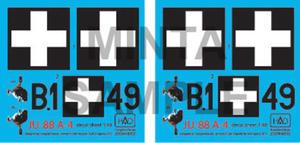 HAD ZOOM72002 Junkers Ju-88 A-4 (1/72) - 2824109385