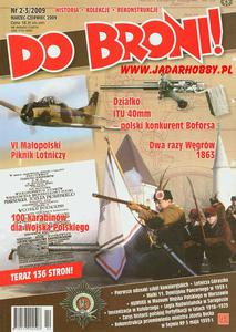 """Do Broni 2009/2-3"" (magazyn historyczny) - 2824109559"