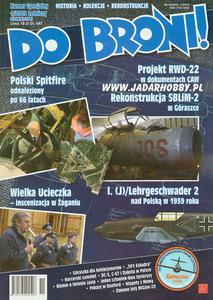 """Do Broni 2009/1 Lotniczy"" (magazyn historyczny) - 2824109561"