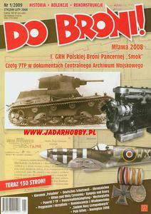 """Do Broni 2009/1"" (magazyn historyczny) - 2824109564"
