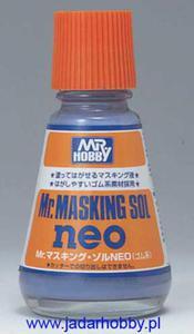 Mr.Hobby M132 - Mr.Hobby Mr.Masking Sol Neo (25ml) - 2824109685