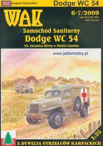 WAK 2009/6-7 - Dodge WC 54 (1:25) - 2824109696