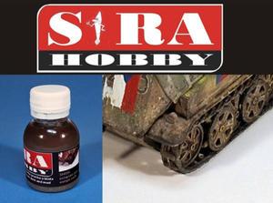 Sira Hobby SH006 - European Earth (europejska ziemia) (płynny pigment, 50ml) - 2824109697
