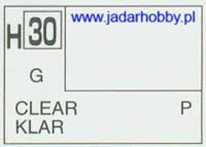 Mr.Hobby 030 (Gunze Sangyo) Aqueus Hobby Color Color - H30 CLEAR - 2824109897