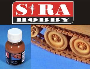 Sira Hobby SH011 - Vietnam (ziemia wietnamska) (płynny pigment, 50ml) - 2824110571