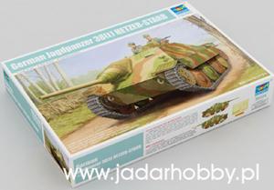Trumpeter 05524 German Jagdpanzer 38(t) Hetzer-Starr (1:35) - 2824110714