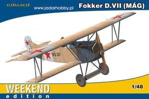 """Eduard 84156 Fokker D.VII (MAG) """"Weekend Edition"""" (1/48) - 2824110734"""