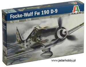 Italeri 1312 Focke-Wulf Fw 190 D-9 (1/72) - 2824110744