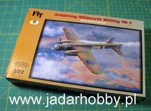 Fly 72006 Armstrong Withworth Whitley Mk V (1/72) - 2824110843