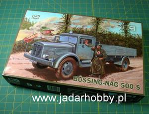 IBG 35010 BUSSING-NAG 500 S (1/35) - 2824111011