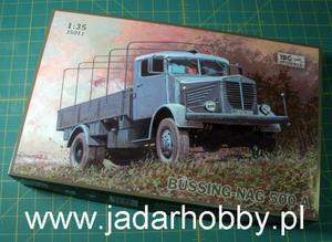 IBG 35011 BUSSING-NAG 500 A (1/35) - 2824111295