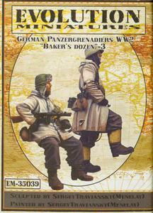"""Evolution EM-35039 Panzergrenadiers """"Baker's Dozen"""" 3 (1/35) - 2824111698"""
