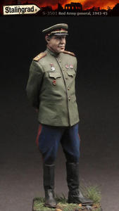 Stalingrad S-3501 1:35 Red Army General, 1943-45 (na zamowienie/for order) - 2824111792