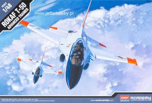 Academy 12231 ROKAF T-50 Advanced Trainer (1/48) - 2824111907