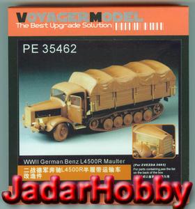 Voyager PE35462 1:35 Mercedes Benz L4500R Maultier - 2824111424
