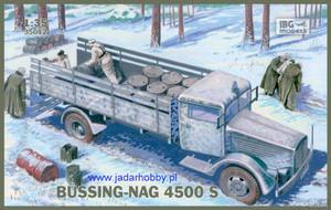IBG 35012 BUSSING-NAG 4500 S (1/35) - 2824111983