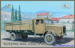 IBG 35013 BUSSING-NAG 4500 A late (1/35) - 2824111987