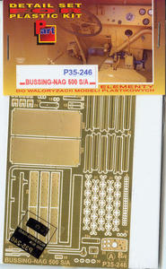 Part P35246 Bussing-NAG 500 S/A (1/35) - 2824112016