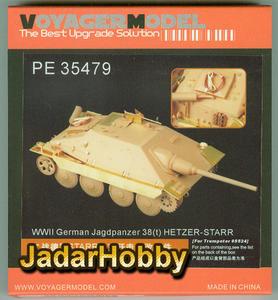Voyager PE35479 1:35 Jagdpanzer 38(t) HETZER-STARR - 2824112263