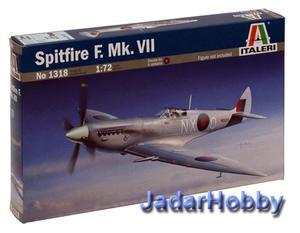 Italeri 1318 Spitfire F. Mk.VII (1/72) - 2824112308
