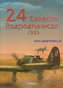 Stratus - 24 Eskadra Rozpoznawcza 1939 (książka) - 2824112396