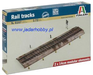 Italeri 6167 Tory kolejowe (1/72) - 2824112418