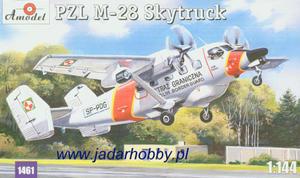 Amodel 1461 PZL M-28 Skytruck (1/144) - 2824112746
