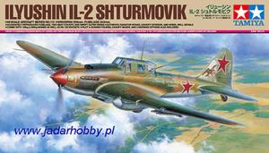 Tamiya 61113 Ilyushin Il-2 Shturmovik (1/48) - 2824113019