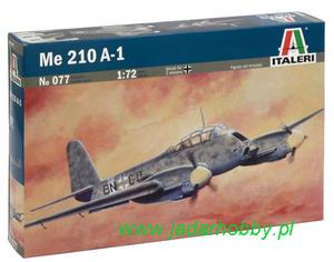 Italeri 0077 Me 210 A-1 (1/72) - 2824113104