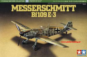 Tamiya 60750 - Messerschmitt Bf-109E-3 (1/72) - 2824113432