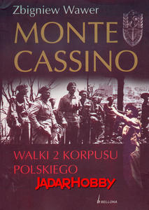 Bellona - Monte Cassino (wyprzedaz/sale)