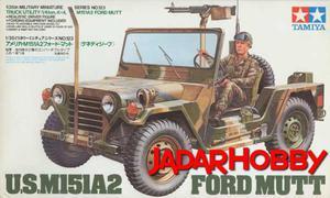 Tamiya 35123 US M151A2 Ford Mutt (1/35) - 2824113631