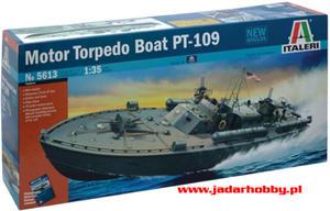 Italeri 5613 - Motor Torpedo Boat PT-109 (1/35) - 2824113710