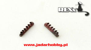 REXx 72005 IL-2 Sturmovik rury wydechowe (1/72) - 2824113852