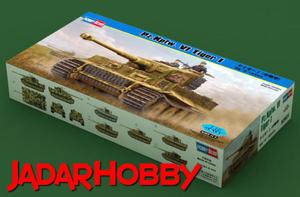 Hobby Boss 82601 Pz.Kpfw. VI Tiger I (1:16) - 2824114102