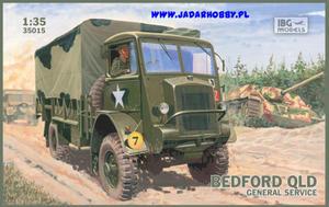 IBG 35015 Bedford QLD General Service (1/35) - 2824099675