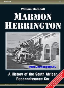 Progres Special 1 Marmon-Herrington. (książka) - 2824114260