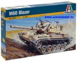 Italeri 6391 M60 Blazer (1/35) - 2824097870