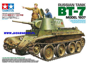 Tamiya 35327 BT-7 Model 1937 (1/35) - 2824114481