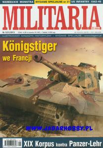 Kagero - Militaria XX wieku- Wydanie specjalne nr 31 3/2013 (magazyn historyczny) - 2824114632