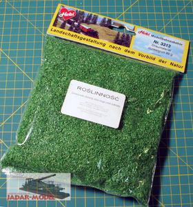 Heki 3313 Podsypka: zielona ciemna (85g) - 2824114738