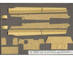 Atak 35001 - Zimmerit for Sd.Kfz.186 Jagdtiger (1/35) - 2824098708