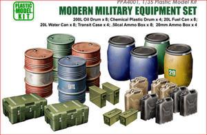 J's Work PPA4001 1/35 Modern Military Equipment Set - 2824100932