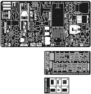 Part S72057 - SBD 3/5 Dauntless elementy wnętrza (1/72) - 2824096893