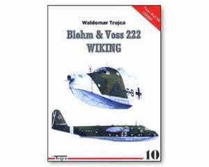 Trojca 10 - Blohm & Voss 222 Wiking (plany) - 2824099319