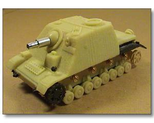 Armo 72535 - Sturmpanzer IV Brummbar (późny) (1/72) - 2824100255