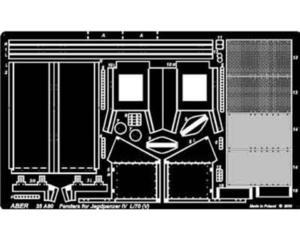 Aber 35A80 - Błotniki do Jagdpanzer IV L/70 (V) Lang (el.fototr. - 2824097269