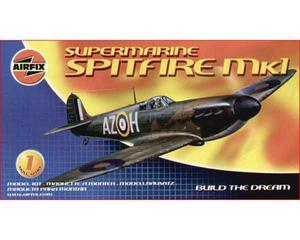 Airfix 01071 - Supermarine Spitfire Mk.I (1/72) - 2824100984